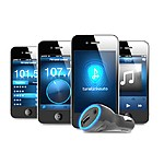 """TuneLink"" Handsfree Set for iPhone"