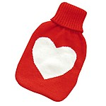 Hot Water Bag with Heart