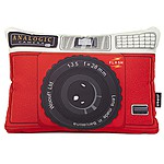 Analogue Camera Cushion