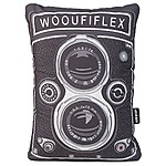 Retro Reflex Camera Cushion