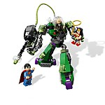 Superman vs. Power Armor Lex LEGO Set