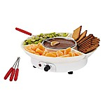 DomoClip Chocolate Fondue Set