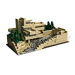 "LEGO Architecture Series ""Fallingwater House"" Set"