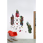 eBoy New York City Wall Graphics