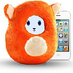 """Ubooly"" iPhone Pet"