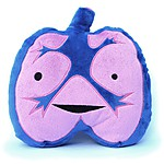 Large Plush Lungs