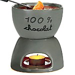 """Kitchen Artist"" Chocolate Fondue Set"
