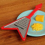 Shredder Guitar Cheese Grater