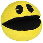 Pac-Man Plush Toy