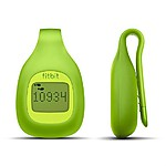 "Green ""Fitbit Zip"" Activity Tracker"