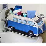 VW Wash Bag Blue