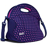 """Spicy Relish"" Lunch Bag Mini Dot Navy"