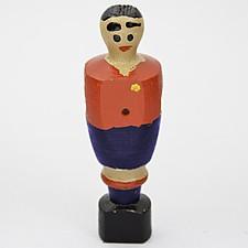 Auténtico Muñeco de Futbolín del Osasuna