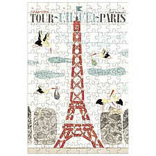 "Micro Puzzle ""Torre Eiffel"""