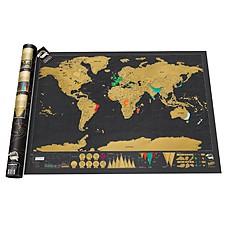 Mapa de Rascar Edición Deluxe