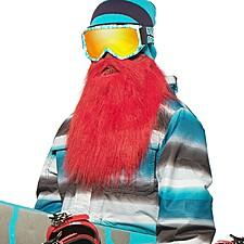 Barba para Esquiar Beardski Zeke