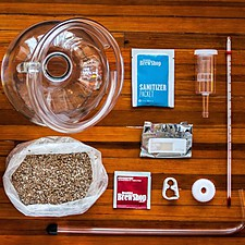Kit para Preparar Cerveza