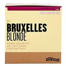 """Mezcla para Preparar Cerveza """"Bruxelles Blonde"""""""