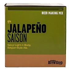 "Mezcla para Preparar Cerveza ""Jalapeño Saison"""