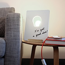 "Lámpara para Dibujar Tú Mismo ""Drawlamp"""