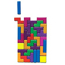 Imanes para Nevera Tetris