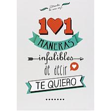 101 maneras infalibles de decir te quiero