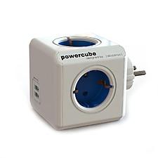PowerCube Módulo Adicional con Dos Puertos USB