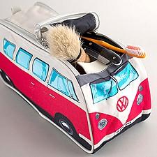 Neceser Furgoneta Volkswagen Rojo