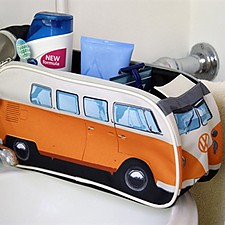Neceser Furgoneta Volkswagen Naranja