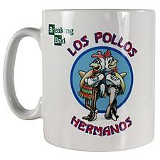 """Taza Breaking Bad """"Los Pollos Hermanos"""""""