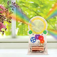 Arcoíris en tu Mesa