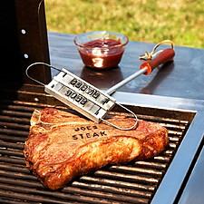Marcador de Carne para la Barbacoa