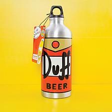 """Botella para Agua """"Cerveza Duff"""""""