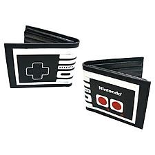 Cartera Mando Retro de Nintendo