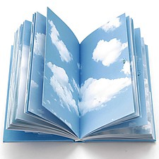 "Cuaderno de Nubes ""Cloud Book"""