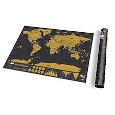 Mapa de Rascar Deluxe Travel Edition