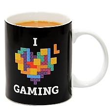 "Taza Tetris ""I Love Gaming"""