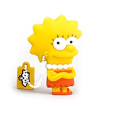 Pendrive Lisa Simpson 8GB