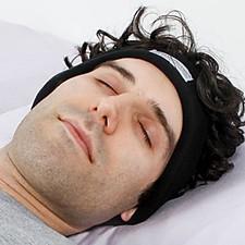 "Auriculares para Dormir ""SleepPhones"" Negro"