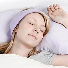 "Auriculares para Dormir ""SleepPhones"" Violeta"