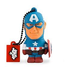 Pendrive Capitán América 8GB