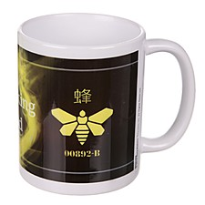 "Taza Breaking Bad ""Methylamine"""