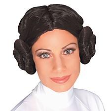 Peluca Princesa Leia