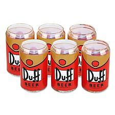 Vasos Duff Beer