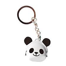 """Llavero Mini Monedero """"mimi POCHI BIT Friends"""" Panda"""