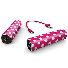 "Cargador de Bolsillo ""Smartoools"" Mini Stick Dots"