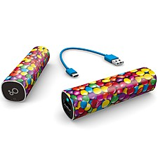 "Cargador de Bolsillo ""Smartoools"" Mini Stick Colors"
