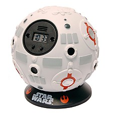 Despertador Robot de Entrenamiento Jedi