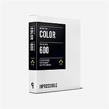 Película Color para Cámaras Polaroid 600
