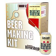 Kit para Preparar Cerveza Evil Twin Bikini